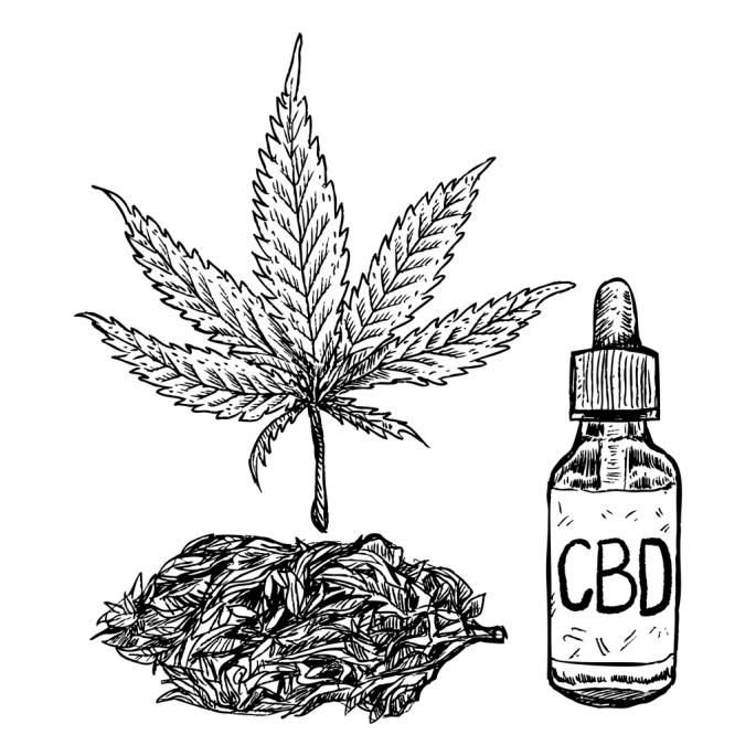 CBDとアルコール リラックス効果 CBDオイル