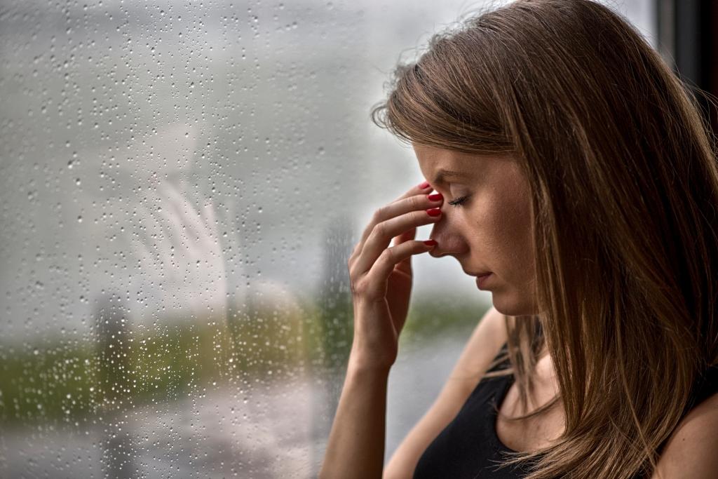 梅雨 うつ対策 CBDオイル