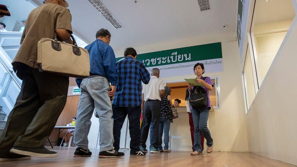 タイの医療大麻 エディブル製品 大麻茶 医療大麻クリニック 不眠症 不安障害 苦痛治療
